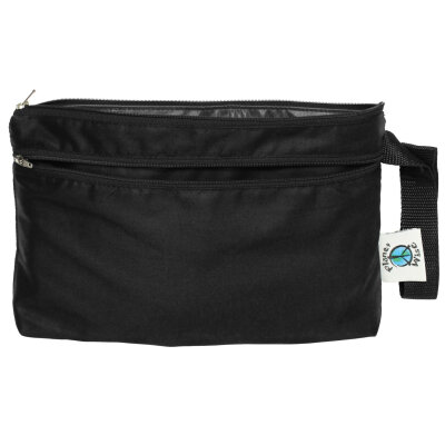 Planet Wise clutch wet / dry bag - black