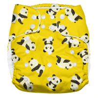Imagine lommeble - XL - panda fold