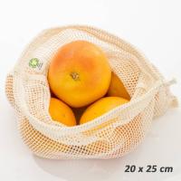 Bo Weevil - grøntsagspose GOTS - str S