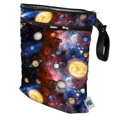 Planet Wise - wet / dry bag - far far away