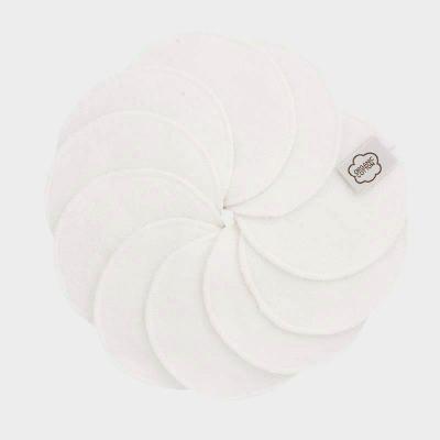 Imse Vimse - økologiske rensepads - 10 stk - hvide