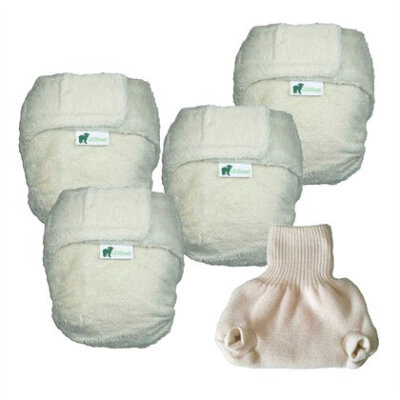 Blepakke velegnet til nat - bambus/uld
