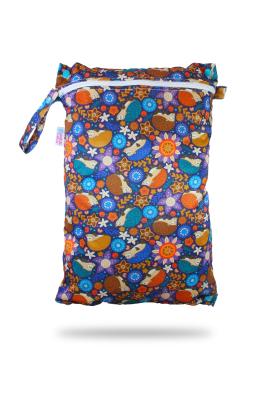 Petit Lulu wetbag med lynlås og strop - hedgies