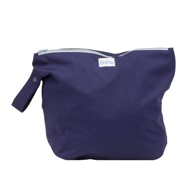 GroVia - wetbag til tur med lynlås og strop - arctic