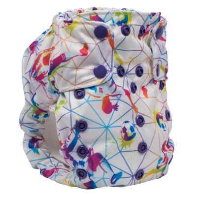 Smart Bottoms - dream diaper AIO 2.0 - bend it
