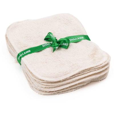 Little Lamb - økologisk bomuldsklude - 10 stk
