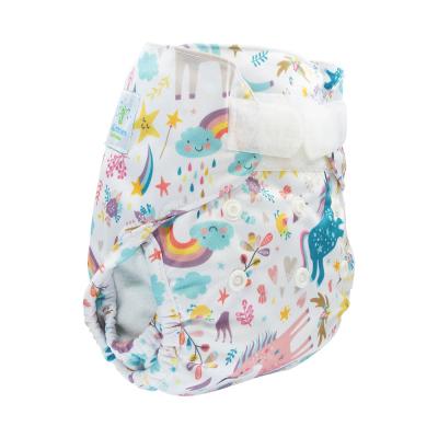 Blümchen blecover - newborn - unicorn