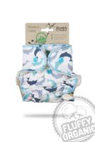 Petit Lulu - fluffy - newborn - little dolphins