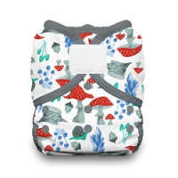 Thirsties duo wrap - velcro - forest frolic