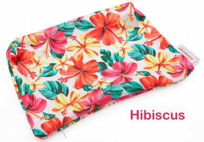 Bambooty - wetbag - mini - hibiscus