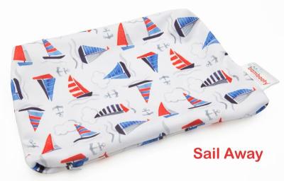 Bambooty - wetbag - mini - sail away