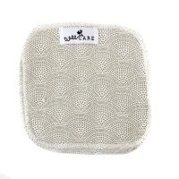 WeeCare - vaskeklude - alba grey - 10 stk