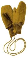 Disana kogt uld vanter - gold