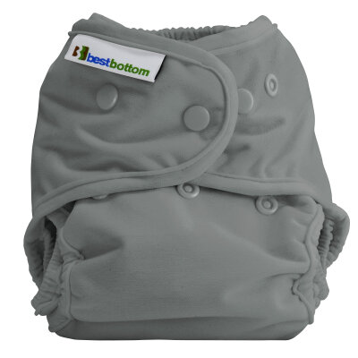 Best Bottom AI2 - onesize cover - one shade of gray