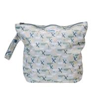 GroVia - wetbag til tur med lynlås og strop - maverick