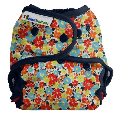 Best Bottom AI2 - onesize cover - fancy pants cotton