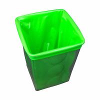 Ella's House - wetbag med snøre - neon grøn