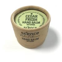 Scence håndcreme - cedar fresh - 35 g