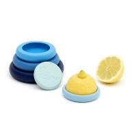 Food Huggers - 5 runde - ice blue