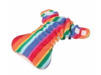 Ella's House - BUM Hugger - rainbow - velcro