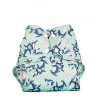Little Lamb pocket size - whale of a time - fra 16 kg