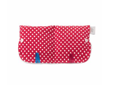 Ella's House wetbag til bind - dots red