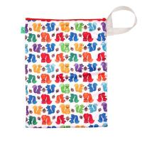 Totsbots wetbag med lynlås og strop - nutty