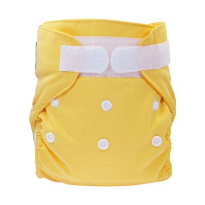 Blecover uden lækagebarriere - newborn - mandarin