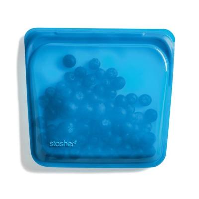 Stasher bag - blue berry