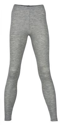 Engel leggings til kvinder i uld/silke - grå