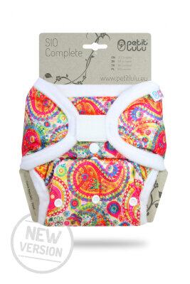 Petit Lulu - SIO Complete - velcro - colourful orient NY VERSION