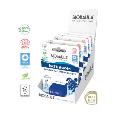 BioBaula økologisk badrens 3-pak