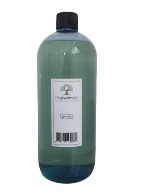 1 liter genanvendelig flaske