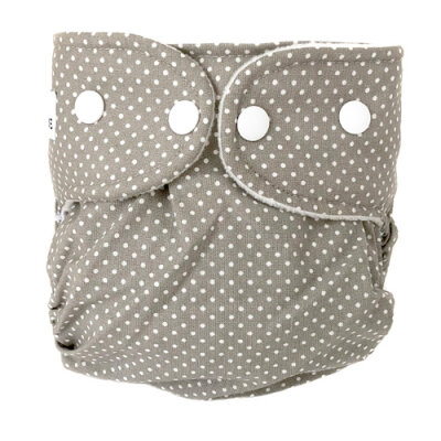 WeeCare Easy cover - dots - grey