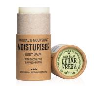 Scence body moisturiser - cedar fresh - 60 g
