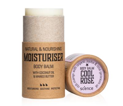Scence body moisturiser - cool rose - 60 g