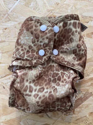 ID: 2024733, Petit Lulu onesize cover - trykknapper - mushrooms
