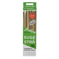 Maistic- hvede sugerør - 50 stk - lange