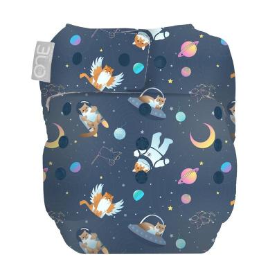 GroVia BIG O.N.E. - all good cats go to space