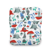 Thirsties AIO staydry natural - forest frolic