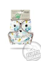 Petit Lulu - fluffy - newborn - good night
