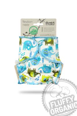 Petit Lulu - fluffy - newborn - little elephants
