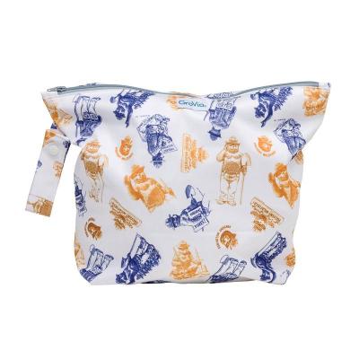 GroVia - wetbag til tur med lynlås og strop - only you