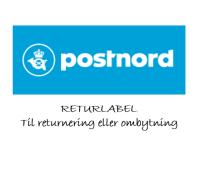 Returlabel til postnord