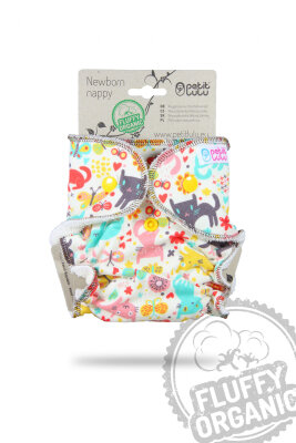 Petit Lulu - fluffy - newborn - cat meadow