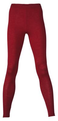 Engel leggings til kvinder i uld/silke - mallow
