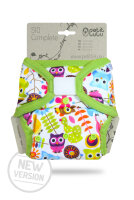 Petit Lulu - SIO Complete - velcro - happy owls NY VERSION