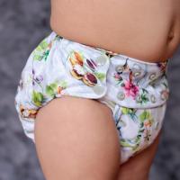 Smart Bottoms - dream diaper AIO 2.0 - tea party