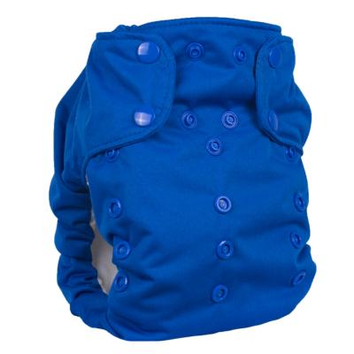 Smart Bottoms - dream diaper 2.0 AIO - basic blue