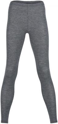 Engel leggings til kvinder i uld/silke - slate